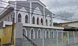 Suzano - Igreja da CCB em Suzano-Foto:Jose Carlos Quiletti