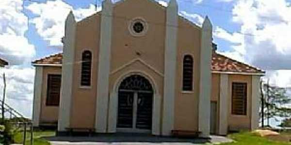 Igreja na localidade de Tabajara - SP
