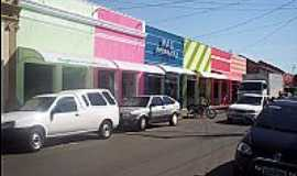 Tabapu� - Rua do com�rcio