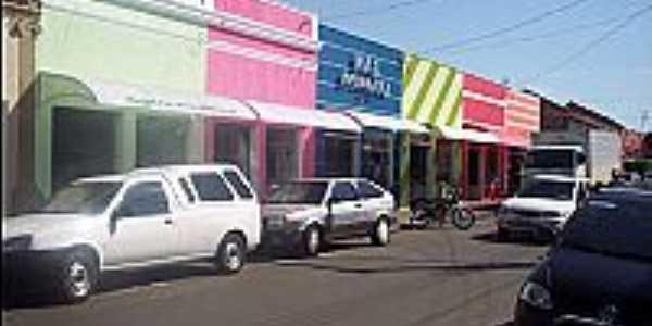 Rua do comércio