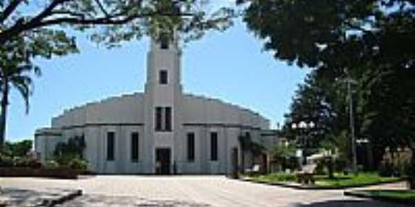 Taciba-SP-Igreja Matriz-Foto:Elly Kuck