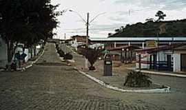 Ribeir�o do Largo - Ribeir�o do Largo-BA-Entrada da cidade-Foto:www.cidadesdomeubrasil.com.br