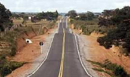 Ribeirão do Largo - Ribeirão do Largo-BA-Rodovia BA-634-Foto:Carol Garcia