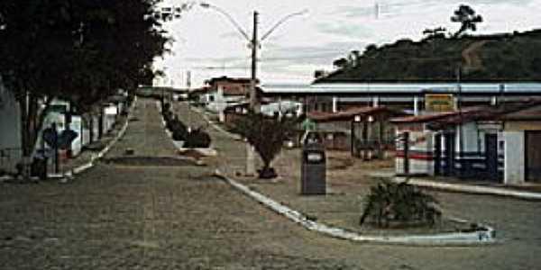 Ribeirão do Largo-BA-Entrada da cidade-Foto:www.cidadesdomeubrasil.com.br