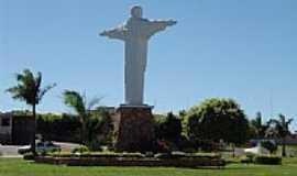 Taiúva - Cristo Redentor por marcioberga