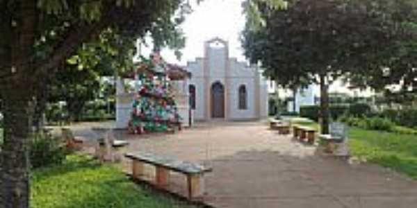 Igreja Matriz de Talhado -  por Amauri José Granzotto