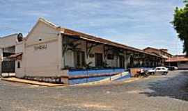 Tambaú - Tambaú-SP-Antiga Estação Ferroviária-Foto:S Vick