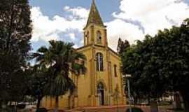 Tambaú - Tambaú-SP-Matriz de Santo Antônio-Foto:Altemiro Olinto Cristo