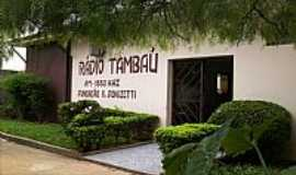 Tamba� - Tamba�-SP-R�dio Tamba�-Foto:ejarmelini