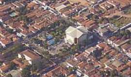 Tambaú - Tambaú-SP-Vista aérea do centro da cidade-Foto:Marcelo Basilone