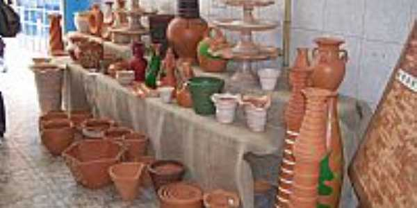 Tamba�-SP-Mostra da Cer�mica Art�stica da cidade-Foto:ejarmelini