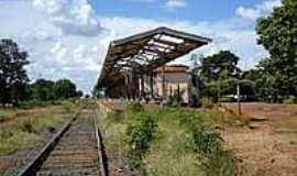 Tanabi - Estação de trem