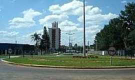 Tanabi - Praça