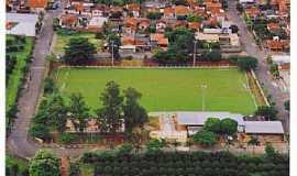 Taquaral - Taquaral-SP-Vista do Campo de futebol-Foto:www.taquaral.sp.gov.br
