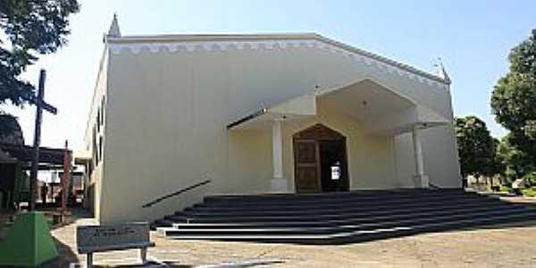 Taquaral-SP-Matriz do Senhor Bom Jesus-Foto:www.cepam.org