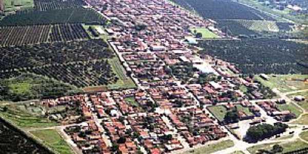 Taquaral-SP-Vista aérea da cidade e região-Foto:www.taquaral.sp.gov.br
