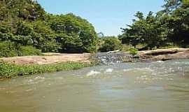 Ribeirão do Salto - Ribeirão do Salto-BA-Cachoeira-Foto:Lidio pessoa ferraz