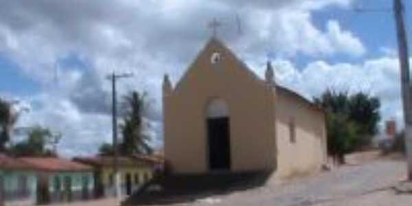 Igreja em Ribeirão , Por Adenir pedroso