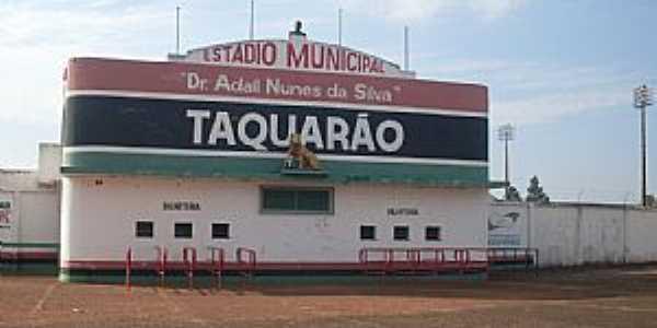 Estádio Dr. Adail Nunes da Silva  - por o Itapolitano
