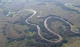 Taquarituba - Vista aérea-Foto:Maria Lucélia Martini[Site da Pref.]