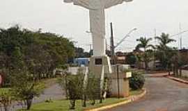 Tarabai - Cristo Redentor de Tarabaí-Foto:José Jacy da Silva