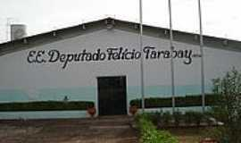 Tarabai - Escola Estadual-Foto:José Jacy da Silva