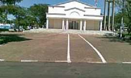 Tarabai - Igreja Matriz NSAparecida por Everton Pinaffi