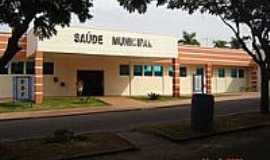 Tarabai - Posto de Saúde Municipal-Foto:José Jacy da Silva