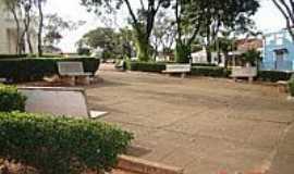 Tarabai - Praça-Foto:José Jacy da Silva