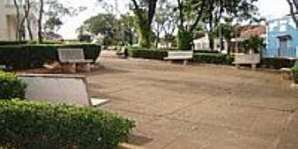 Praça-Foto:José Jacy da Silva