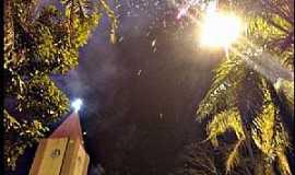 Teçainda - Teçaindá-SP-Torre da Capela de São Pedro-Foto:facebook.com