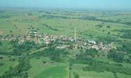 Teçainda - Teçaindá-SP-Vista da cidade-Foto:www.martinopolis.sp.gov.br