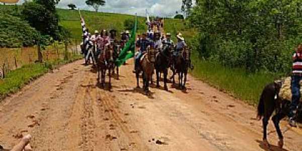 Teçaindá-SP-Cavalgada-Foto:facebook.com