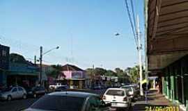 Teodoro Sampaio - Teodoro Sampaio-SP-Avenida Cuiabá-Foto:Lineu Santos