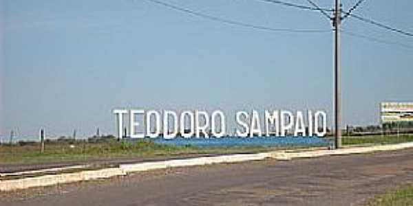 Teodoro Sampaio-SP-Chegada na cidade-Foto:editaleconcurso.com.br