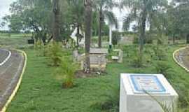 Termas de Ibirá - Praça_Gilberto_Carlos_Tomé em Ibira por ^Gilberto Tomé