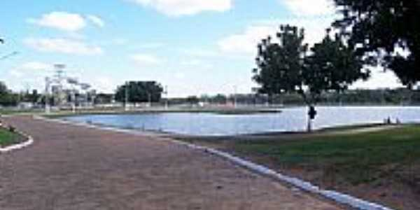 Lago Balne�rio Termas de Ibir� - SP por rgviola