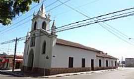 Tietê - Tietê-SP-Igreja de São Benedito-Foto:Pe. Edinisio Pereira…