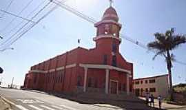 Tietê - Tietê-SP-Igreja de São Pedro no Bairro São Pedro-Foto:Pe. Edinisio Pereira…