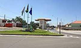 Tietê - Tietê-SP-Pórtico de entrada da cidade-Foto:Pe. Edinisio Pereira…