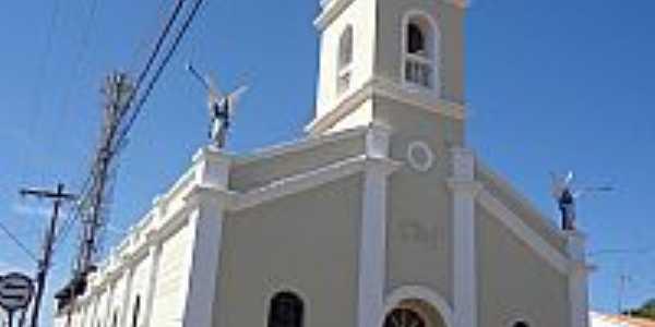 Tietê-SP-Capela Senhor Bom Jesus-Foto:Pe. Edinisio Pereira…