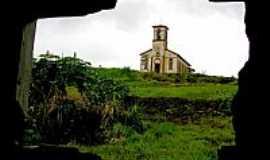 Timburi - Timburí-SP-Igreja na Fazenda São Francisco-Foto:Érico Christmann
