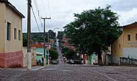 Timburi - Timburi-SP-Rua no centro da cidade-Foto:www.cepam.org