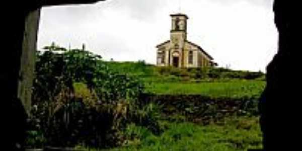 Timburí-SP-Igreja na Fazenda São Francisco-Foto:Érico Christmann