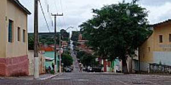 Timburi-SP-Rua no centro da cidade-Foto:www.cepam.org
