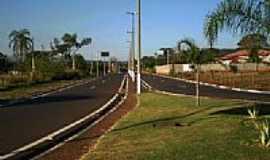 Trabiju - Entrada da cidade-Foto:Pedro Aguinaldo