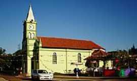 Trabiju - Igreja Matriz-Foto:Pedro Aguinaldo