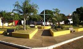 Trabiju - Trabiju-SP-Cruzeiro na Praça da Matriz-Foto:Pedro Aguinaldo