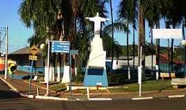 Trabiju - Trabiju-SP-Praça Manoel Dias-Foto:Pedro Aguinaldo