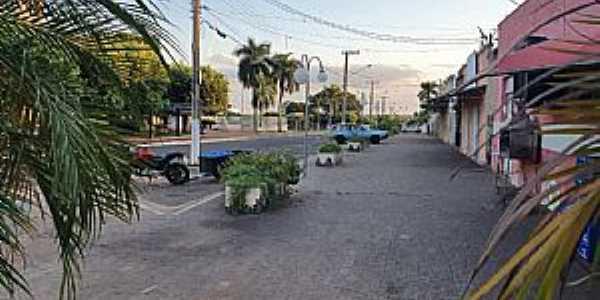Imagens da cidade de Três Fronteiras - SP
